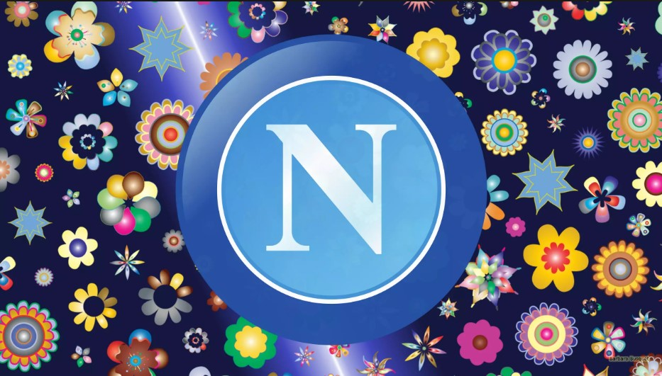 Colors of Napoli Football Club