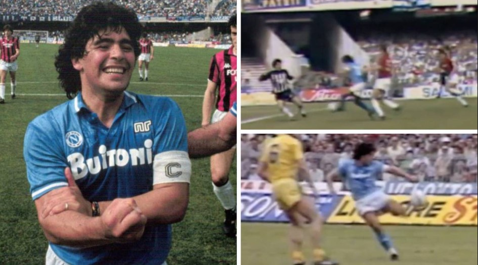 Diego Maradona's Journey with Napoli Football Club