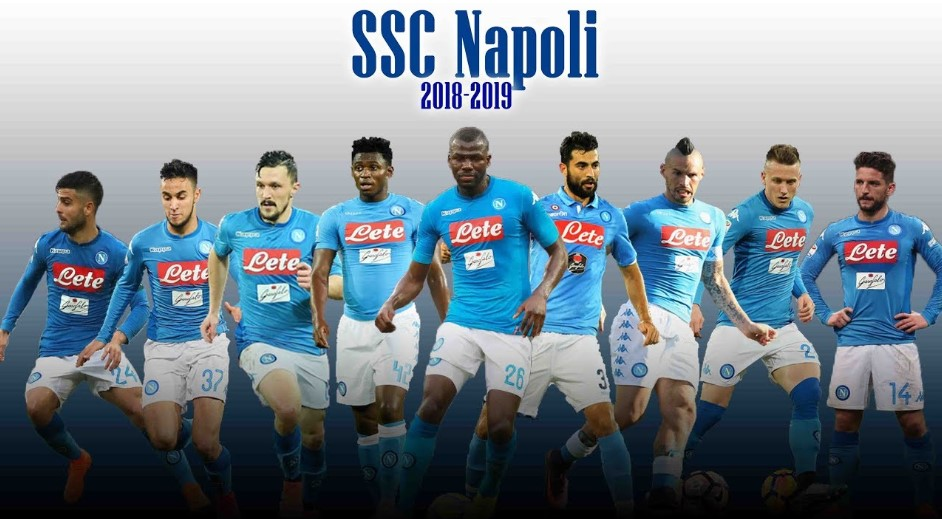 Squad of Napoli Football Club