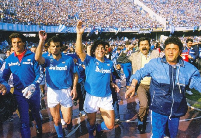 The Ups and Downs of Napoli Football Club