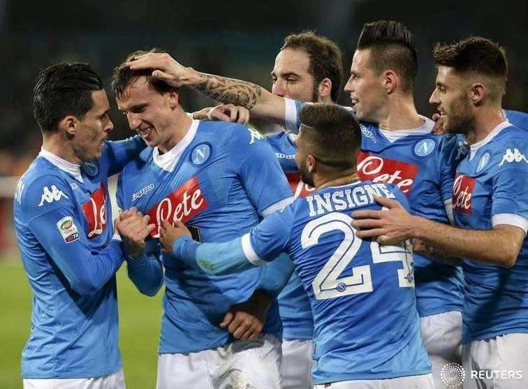 Failure of Napoli Football Club